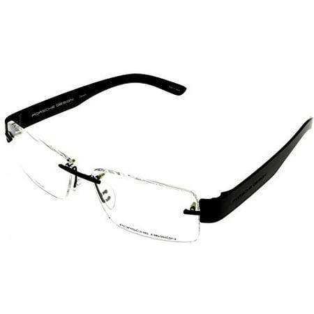 Porsche Design Prescription Eyeglasses Frame Titanium Frame Men ...