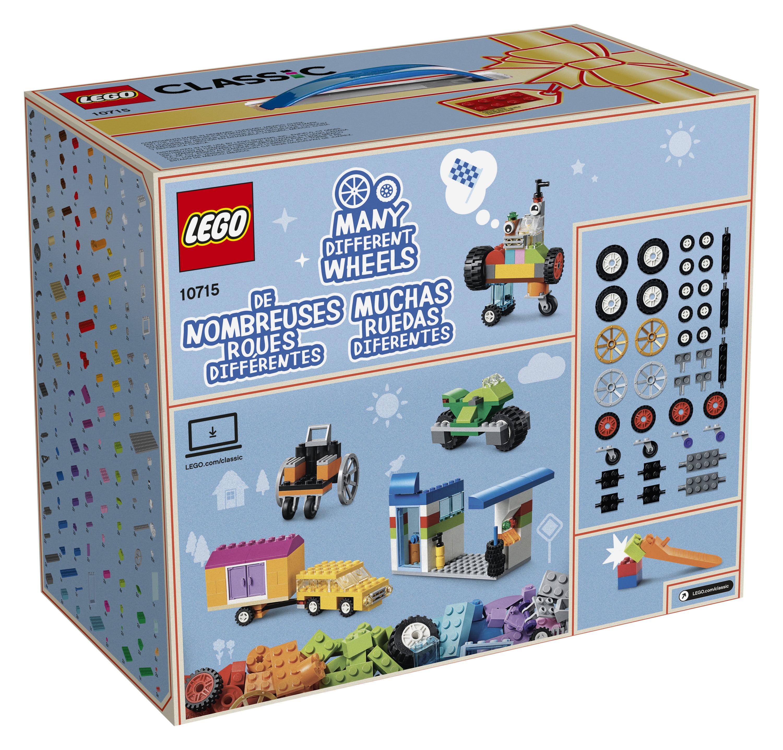Lego Classic Bricks On A Roll 10715 60th Anniversary Limited