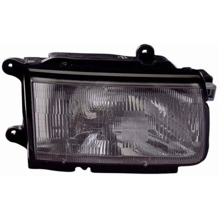 Go-Parts OE Replacement for 1998 - 1999 Isuzu Rodeo Front Headlight Assembly Housing / Lens / Cover - Right (Passenger) Side 8-97205-899-0 IZ2503102 Replacement For Isuzu Rodeo