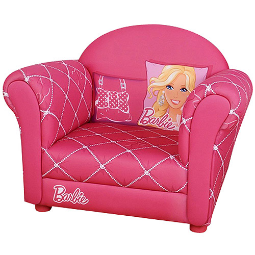 Barbie Glam Armchair, Pink