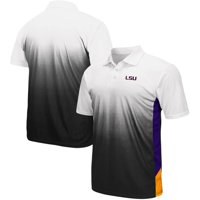 LSU Tigers Colosseum Magic II Polo - Gray