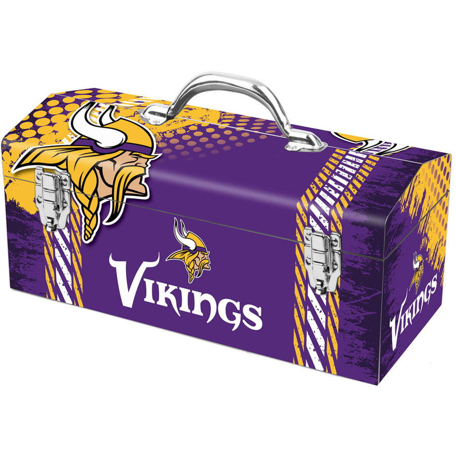 NFL Minnesota Vikings Toolbox