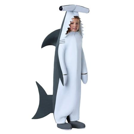Hammerhead Shark Costume (Kid's Hammerhead Shark)