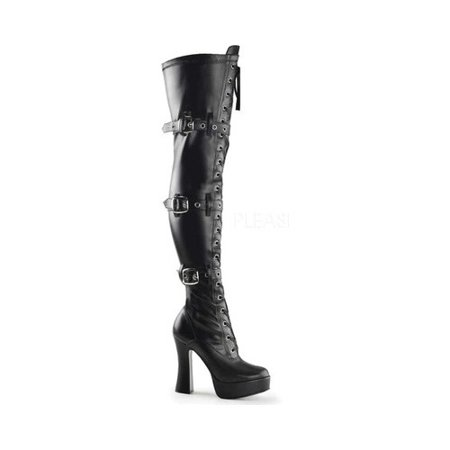 Pleaser Electra Boots (Women's Pleaser Electra 3028)