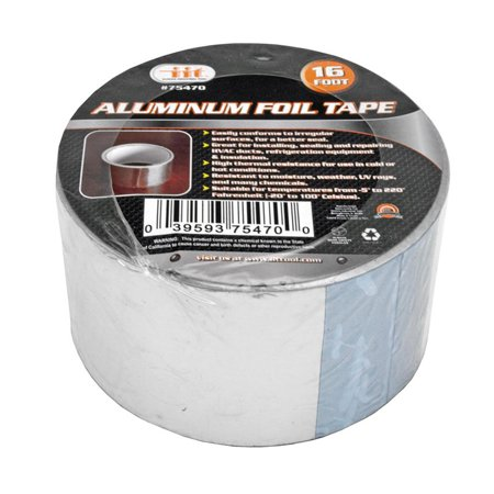 Illinois Industrial Tool 2     X 16 Aluminum Foil Tape