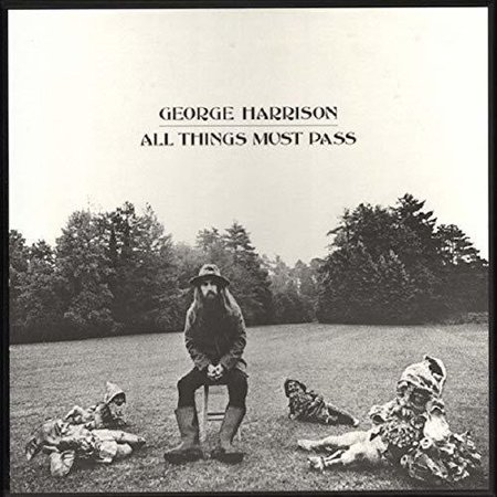 All Things Must Pass (CD) (Limited Edition) (George Harrison All Things Must Pass T Shirt)