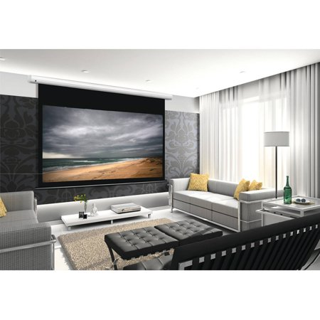 Cirrus Screens Arcus Series 16:9 Motorized Projector Screen, 110
