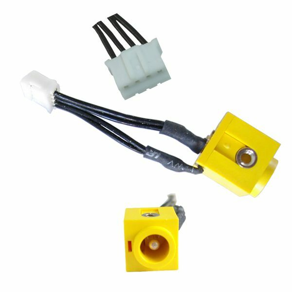 New DC Jack Power Plug In Cable for IBM THINKPAD T40 T41 T42 T43 R50 R51 R52
