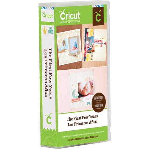 Cricut Cartridge, The First Few Years