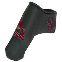 St. Louis Cardinals Black Putter Blade Cover - No Size