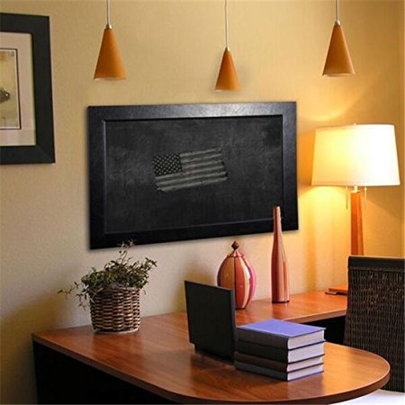 89 Inch Joined Board - Rayne Mirrors B124284 American Made Black Superior Blackboard & Chalkboard, 47 x 89 in.