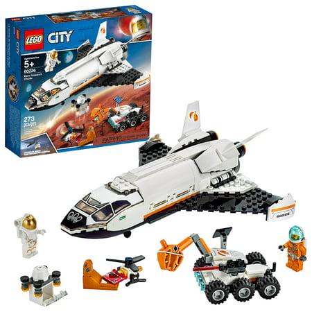 Building Kits For Adults (LEGO City Space Mars Research Shuttle 60226 Space Shuttle  Building)