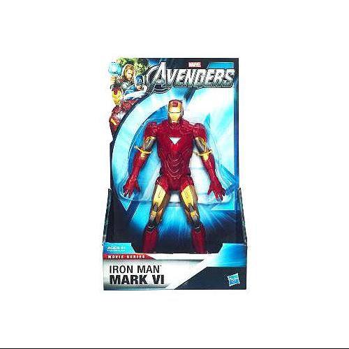 Marvel Movie Series 8 Inch Iron Man Mark VI Action Figure