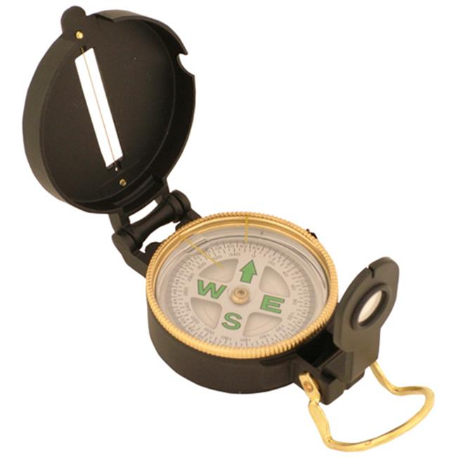 Fox Outdoor 39-24 Lensatic Compass - Plastic