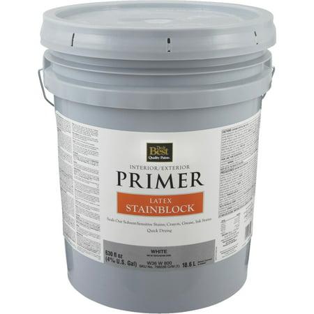 Do it Best Latex Interior/Exterior Stain Blocking Primer