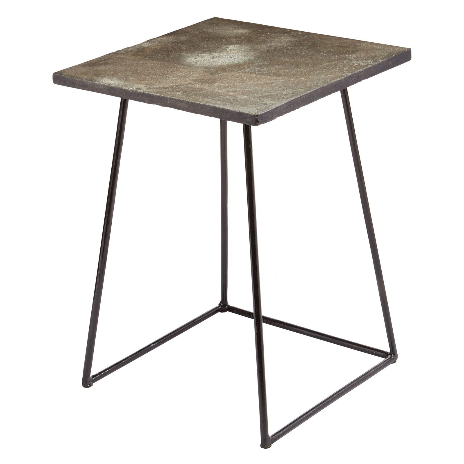 Dimond Home Concrete Accent Table by Dimond Home