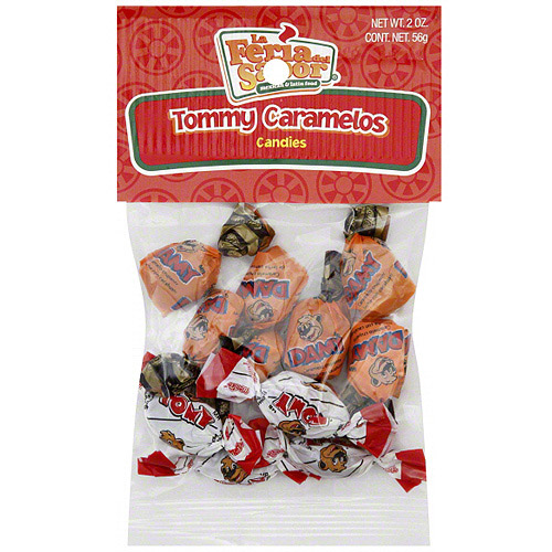 ***Discontinued by Kehe***La Feria Del Sabor Candies, 2.5 oz (Pack of 12)