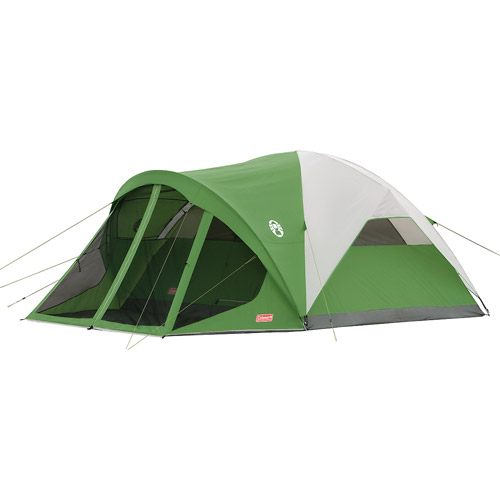 Coleman Evanston 6-Person Screened Dome Tent  sc 1 st  Walmart & Coleman Evanston 6-Person Screened Dome Tent - Walmart.com