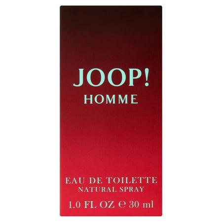 JOOP! Homme Eau de Toilette Cologne for Men, 1 Oz Mini & Travel Size