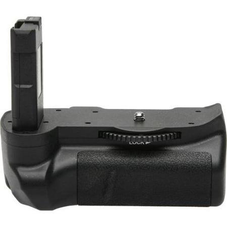 Vivitar Pro Series Multi-Power Battery Grip for Nikon D5100,