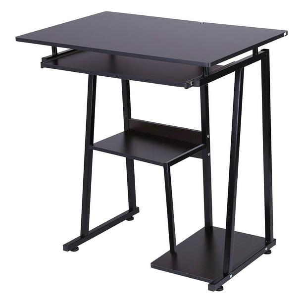 Desktop Computer Desk Laptop Study Table Office Desk Walmart Com Walmart Com