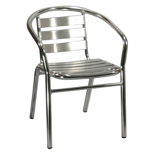 DHC Furniture Aluminum Patio Chair