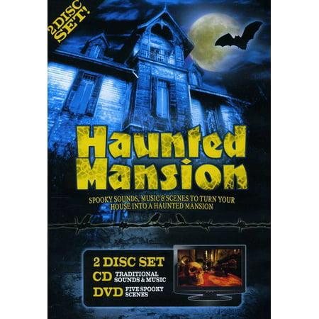 Haunted Mansion](Halloween Disneyland Haunted Mansion)