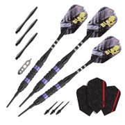 Viper Black Ice Purple Soft Tip Darts 18 Grams