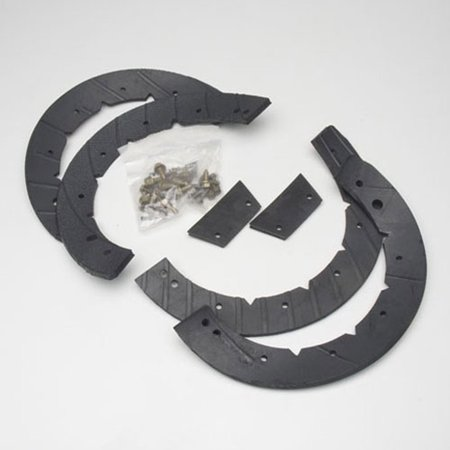 Genuine OEM MTD 753-0613 Rubber Spiral Kit