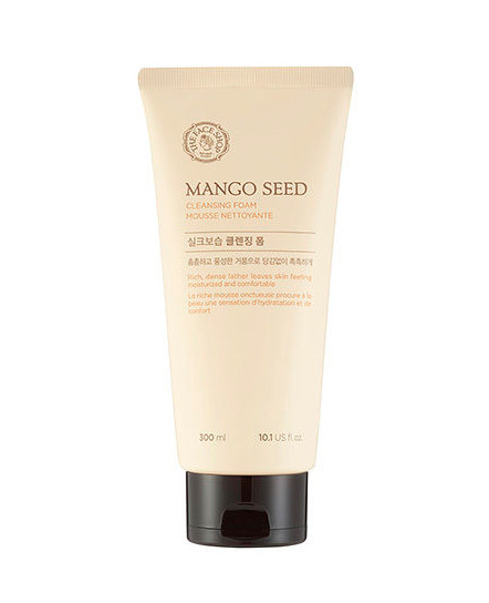 The Face Shop Mango Seed Cleansing Foam 300 ml