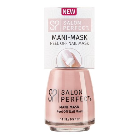 Salon Perfect Nail Mani Mask - Pink - Walmart.com