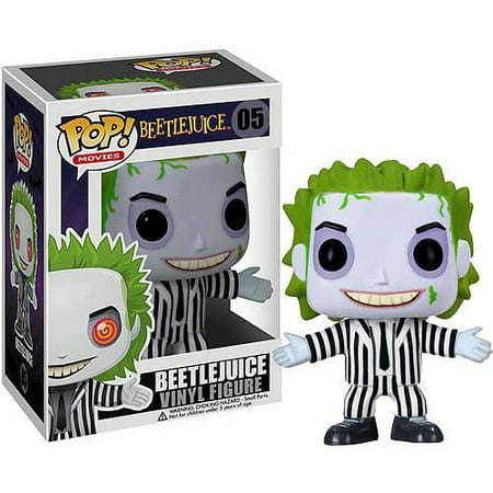 FUNKO POP! MOVIES BEETLEJUICE - Beetlejuice Head Shrunken