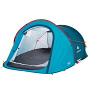 Quechua by DECATHLON - Camping Tent - 2 Second - 2 Person - Pop Up - Blue