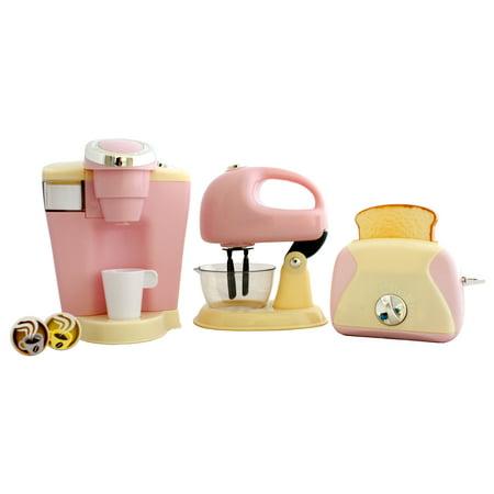 Playgo Pretend Play Gourmet Kitchen Appliance Set