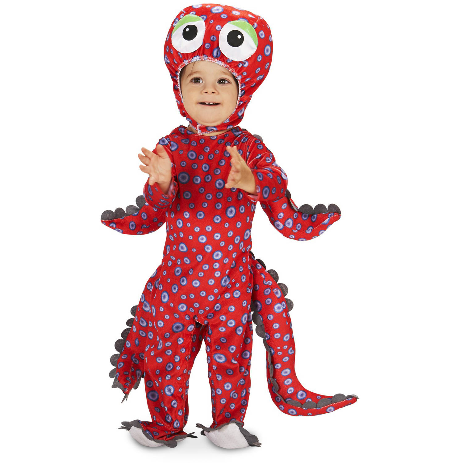 Swimming Octopus Infant Halloween Costume
