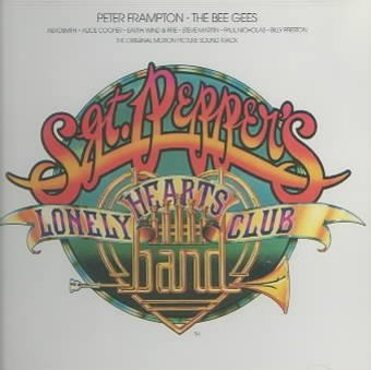 Sgt. Pepper's Lonely Hearts Club Band Soundtrack (Sgt Peppers Lonely Hearts Club Band Vinyl)