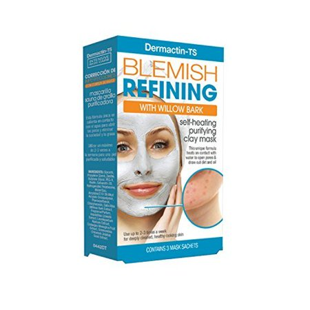 -TS Blemish Control Cleansing Soap, Formulated with rejuvenating components like charcoal, Vitamins, collagen, and hyaluronic acid to target.., By Dermactin From