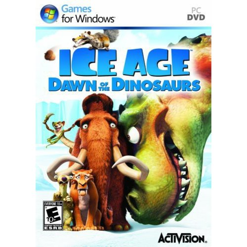 Ice Age: Dawn of the Dinosaurs (PC)