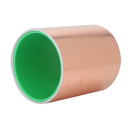 Greensen Multi Uses Strong Adhesive Double Sided Conductive Copper Foil Tape for EMI Shielding  , Conductive Copper Tape, EMI Shielding Copper Tape - image 3 de 5