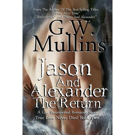 Jason and Alexander The Return - eBook