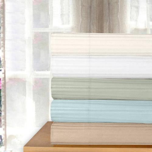 Veratex Medici Dobby Stripe Pillowcase Set