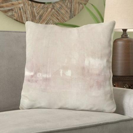 Bungalow Rose Gunn Benson-Cobb Passage Printed Velvet Throw Pillow