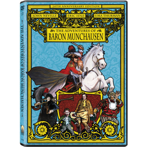 The Adventures Of Baron Munchausen (20th Anniversary Edition) (Widescreen, ANNIVERSARY)