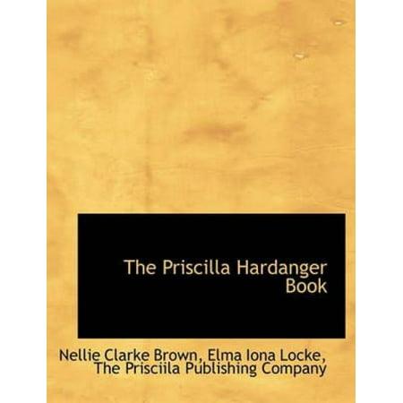 The Priscilla Hardanger Book