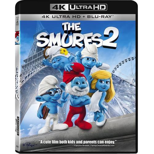 Smurfs 2 (4K UltraHD + Blu-ray + Digital HD)