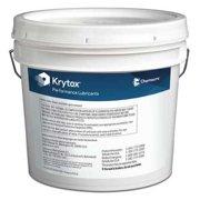 KRYTOX GPL-206 Grease,Pail,7kg G0692505