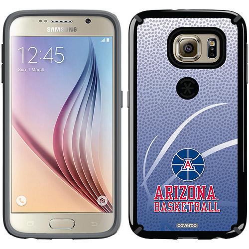 University of Arizona Basketball Design on Samsung Galaxy S6 CandyShell Case by Speck