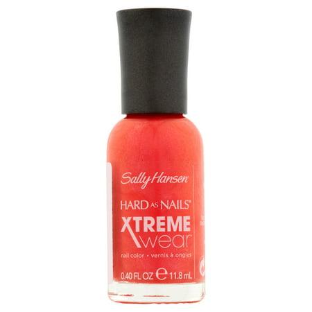Sally Hansen Nails Xtreme dur Porter des ongles couleur, coup de chaleur, 0,4 fl oz