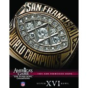 NFL America's Game: 1981 49Ers (Super Bowl Xvi) by Allied Vaughn