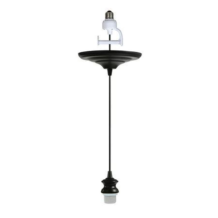 Instant Pendant Recessed Light Converter - Antique Bronze Adapter only (Recessed Light Pendant)